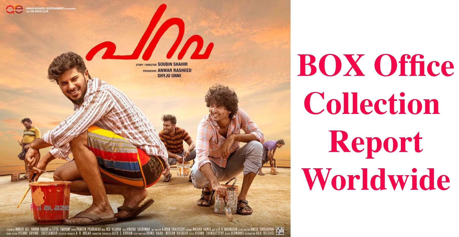 Parava Box Office Collection Report