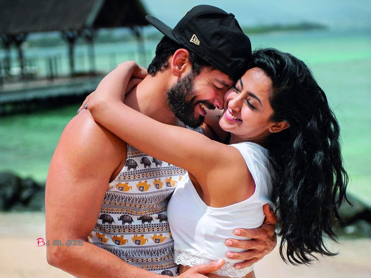 Diganth marriage with Aindrita Ray