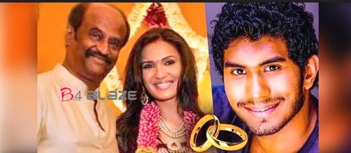 Soundarya rajinikanth's second marriage date is Confirmed
