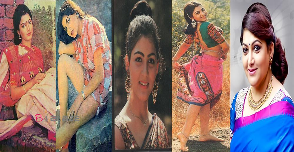 actress Kushboo's Rare photo Collection