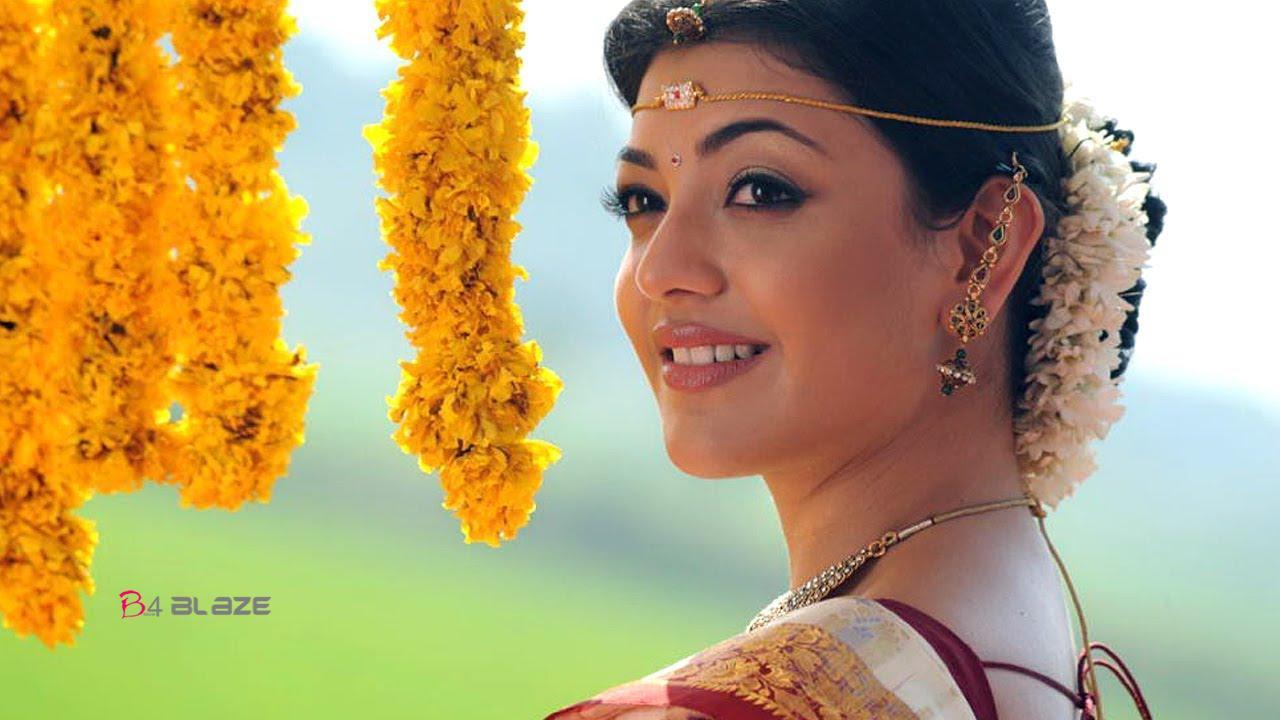 kajal aggarwal in bridal look