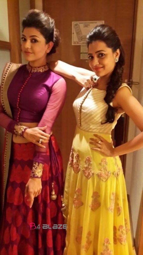 kajal and nisha agarwal