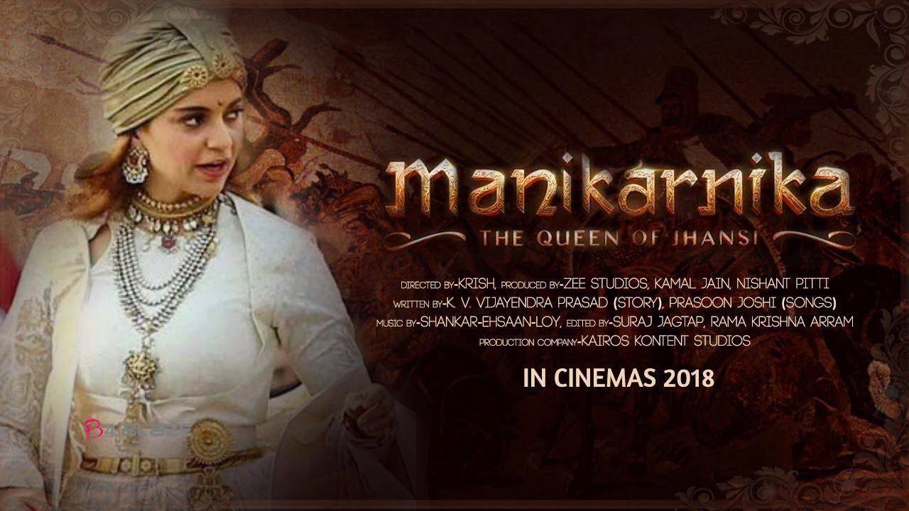 Manikarnika, the queen of jhansi