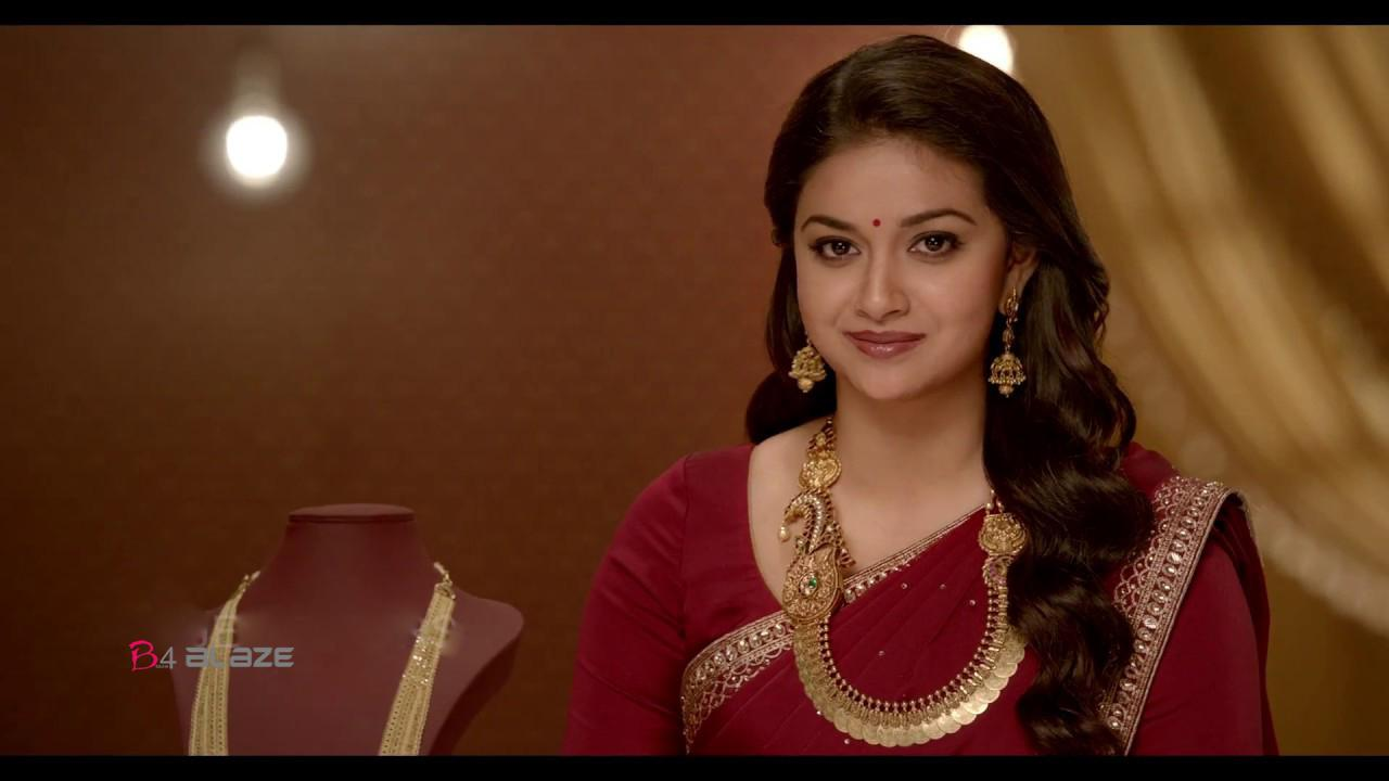 keerty suresh eagerly waiting for thala ajith