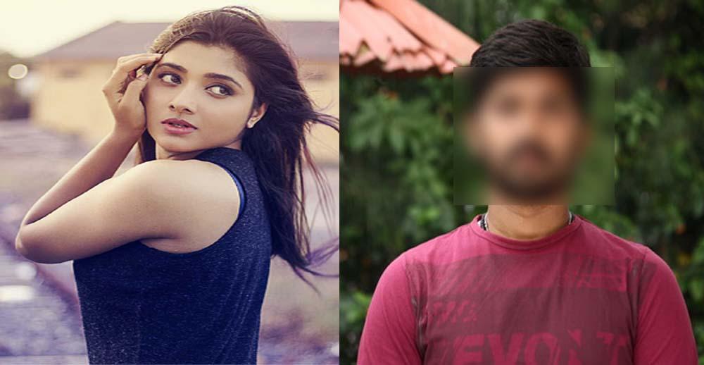Aditi Menon register Complaint against this actor