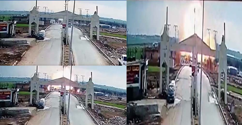 Palwama incident CCTV Visuals is Out