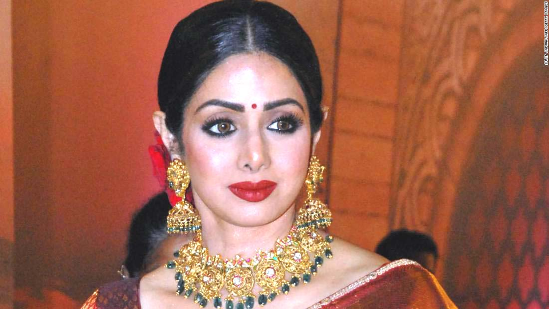 Remembering Sridevi Since her Passing one year