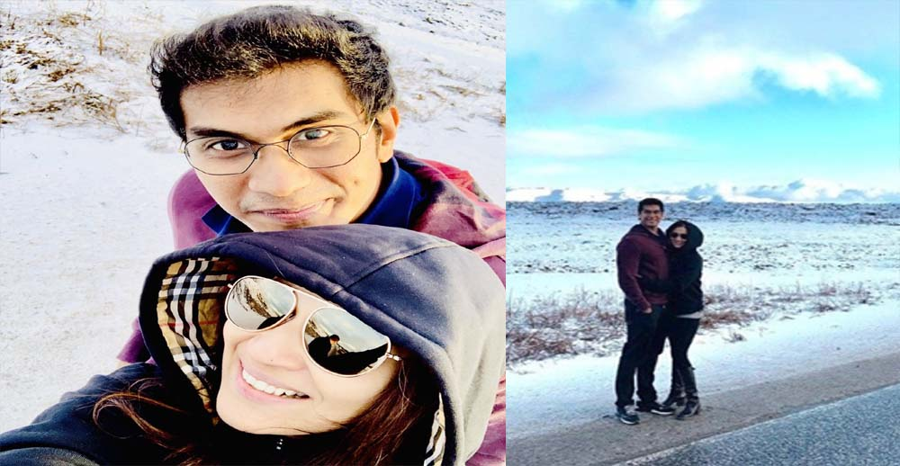 Soundarya and Vaishakan Honeymoon Photos