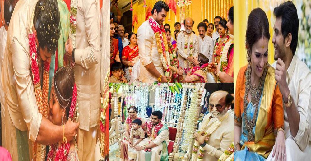 Soundarya and Vishagan are the perfect couple copy