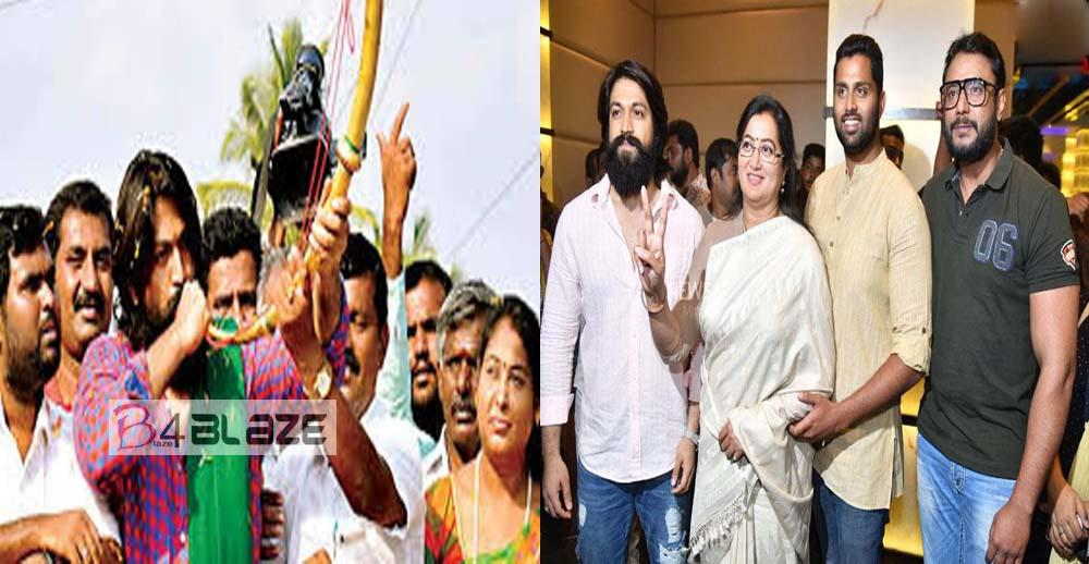 'Jadeetu' did not act in the movie Rocking star clarifies in Mandya
