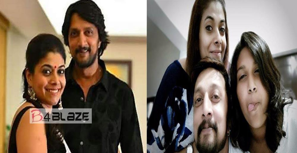 Sudeep Says Separation From Wife Priya Was A Stressful Time