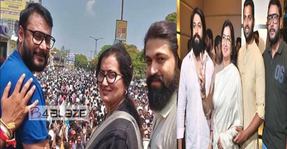 Sumalanta Ambareesh wins over What is Darshan Says