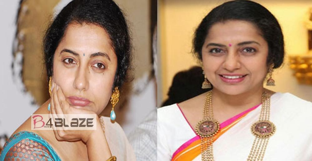 Twenty years later, Suhasini shared the screen with Shivanna