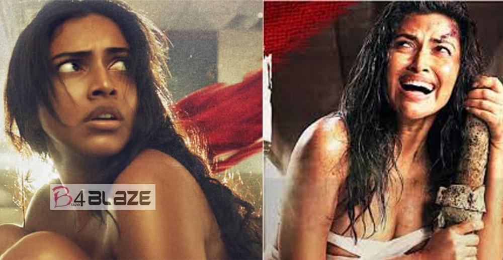 Finally Amala Paul reveals how she shot 'Aadai' Movie Scenes!