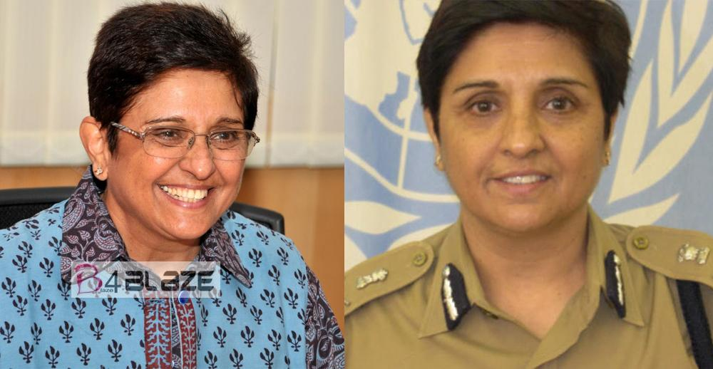 Meet Kiran Bedi, She is the first female IPS officer of India