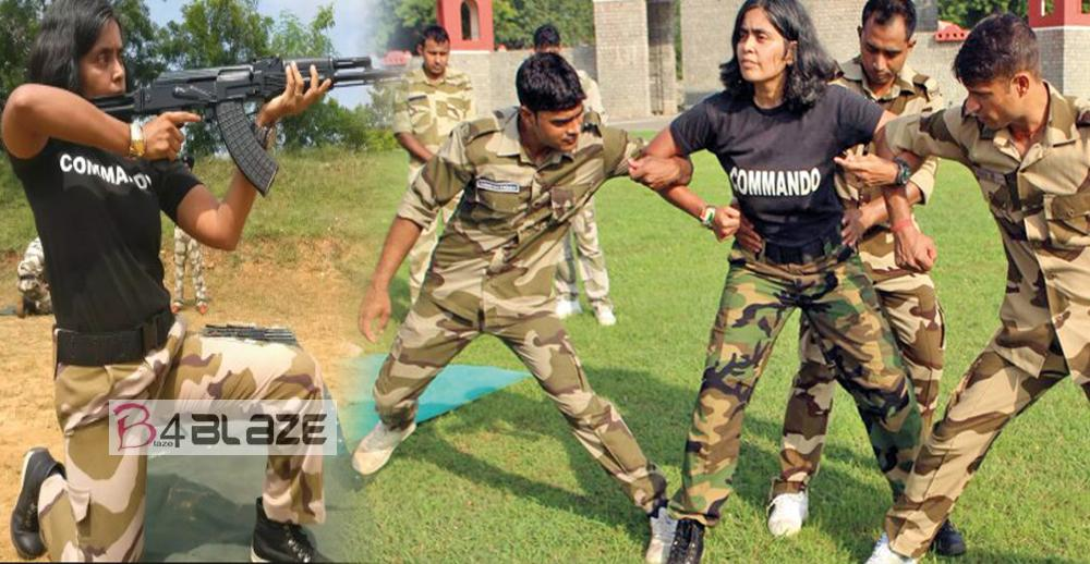 Seema Rao India's First Woman Commando Trainer