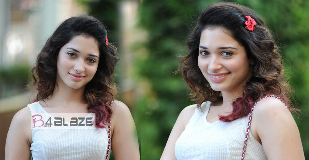 I am not interested to romance with Senior Actors, Says Tamannah!