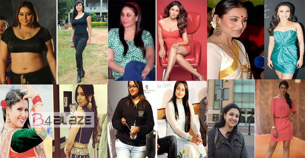 Weight Loss Transformations of 10 Bollywood Celebrities