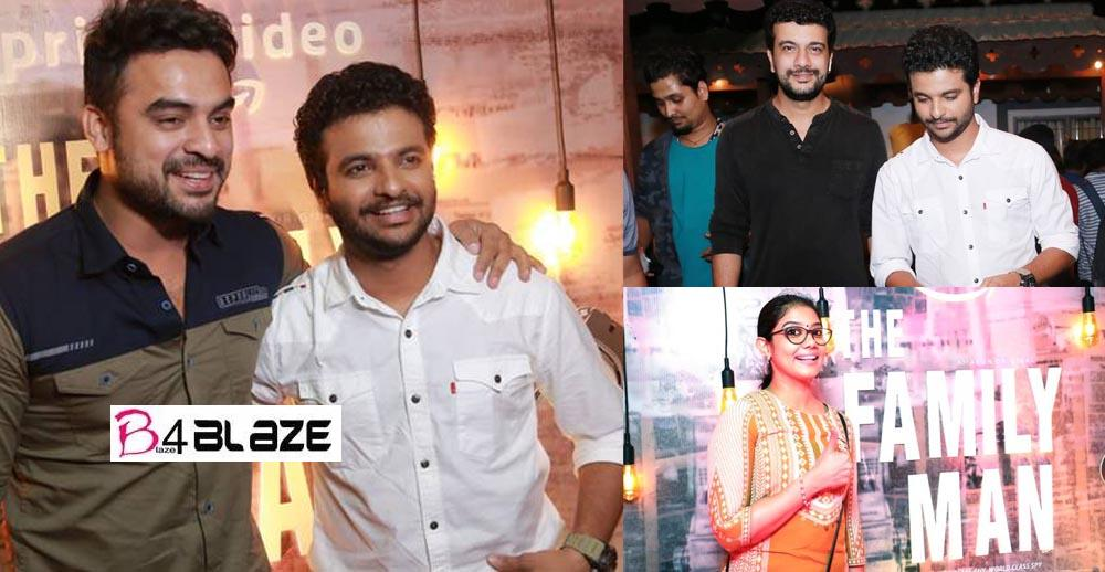 Amazon Prime Launched the First Web Series Show in Kerala. See Images
