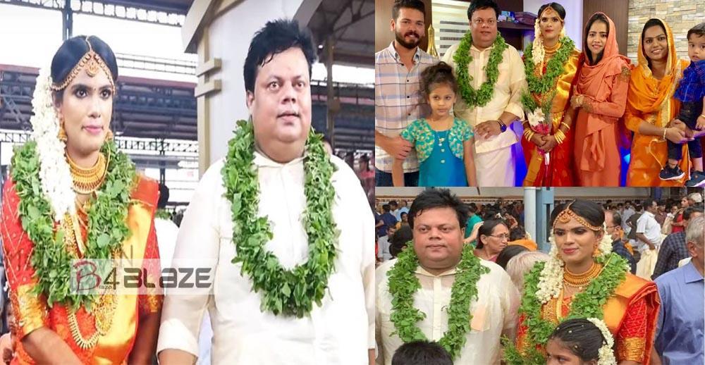 Anoop Chandran Wedding Photos and Video
