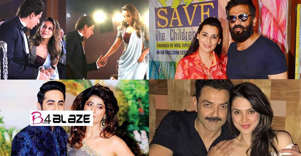 Bollywood Superstars's Real Life Love Story is Definitely Inspired You