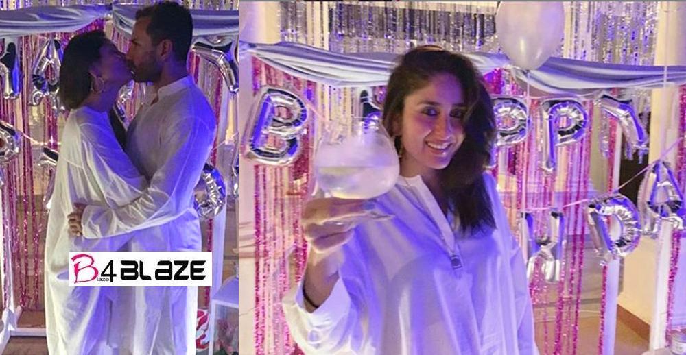 Kareena Kapoor Birthday Celebration with Saif