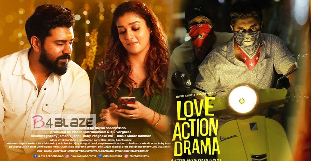 Love Action Drama Review