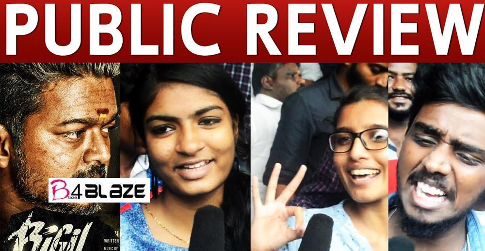 Bigil Public Review