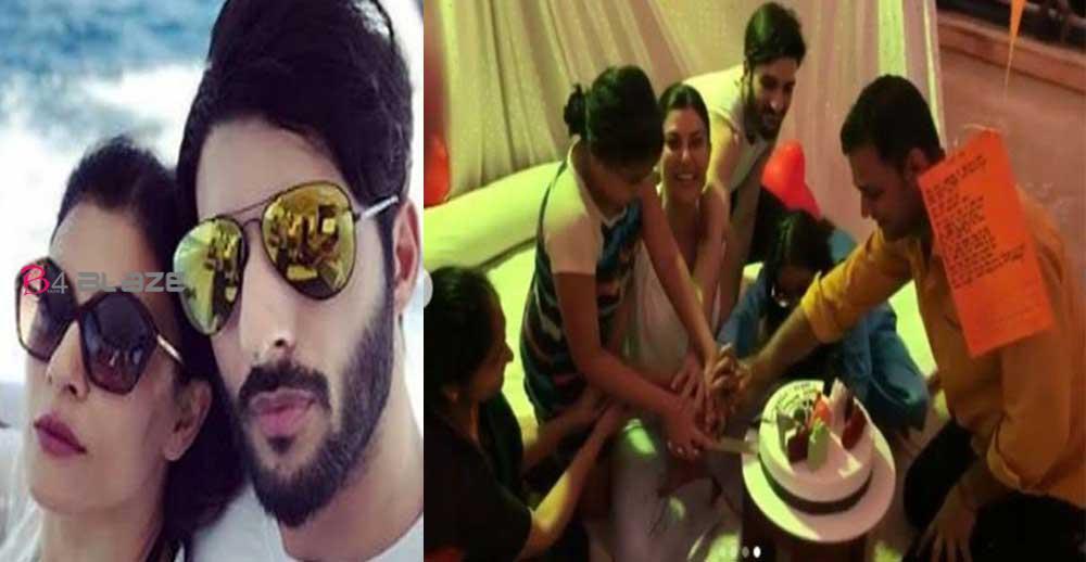 Susmita Sen celebrated her birthday day with her boyfriend