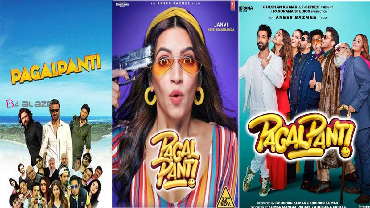 Pagalpanti Movies's new dialogue promo video released, Latest update