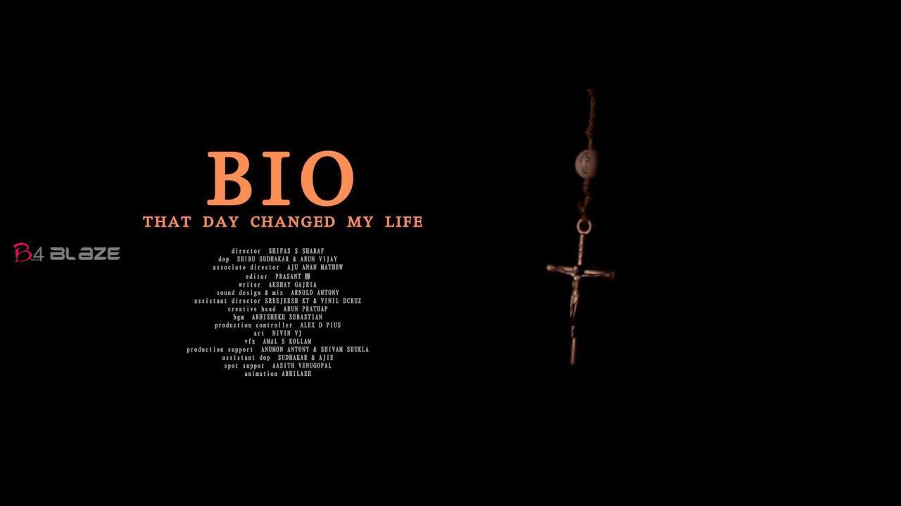 BIO | Official Teaser | Malayalam Short Film 2019 | Cinema Buddies Official