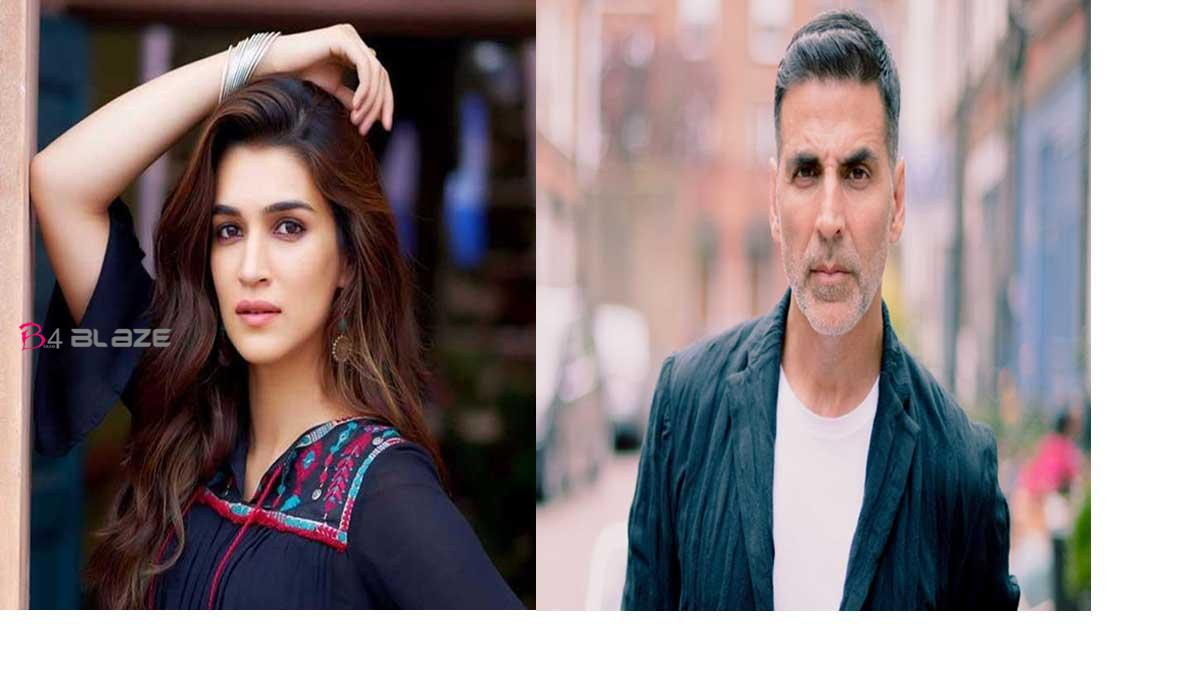 Kriti Sanon's announced that she will reunite with Akshay Kumar for Bachchan Pandey.