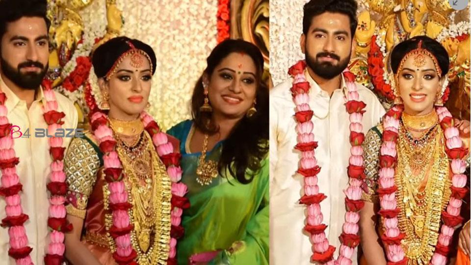 Actress Mahalakshmi getting married