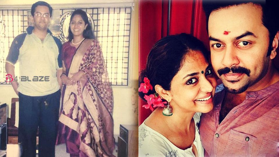 Indrajith 17th Wedding Anniversary