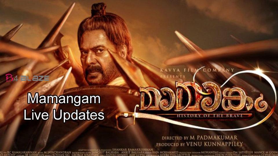 Mamangam Movie Review and Live Updates