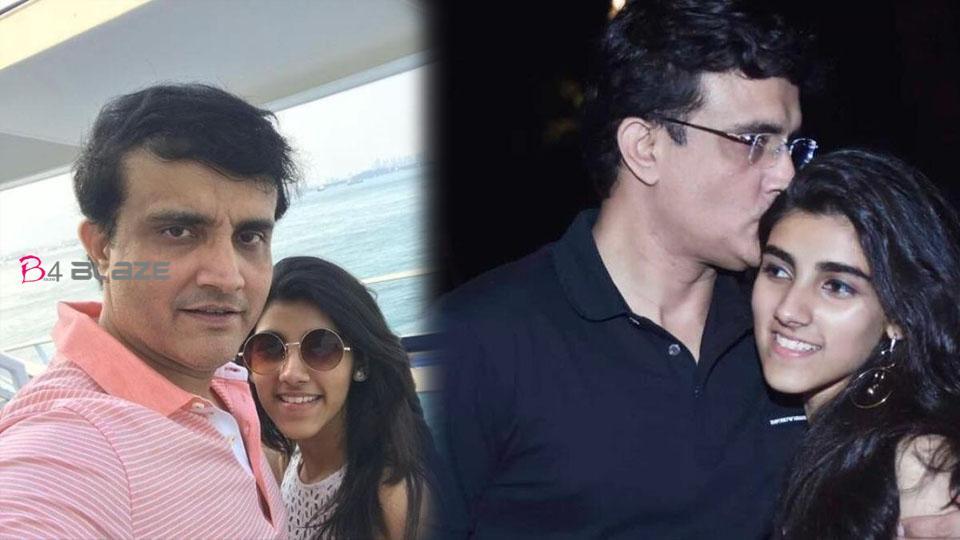 Sourav Ganguly clarified on Sana Ganguly's bad words, know what he said