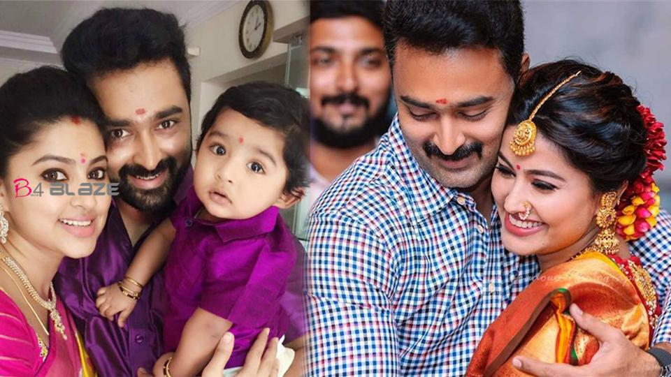 Actress Sneha blessed with a baby girl