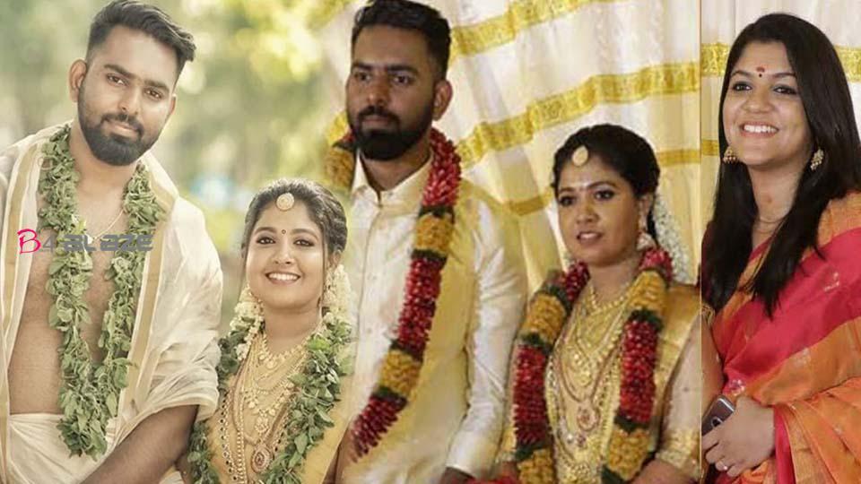 Actress Sree Ranjini gets married, Watch Video