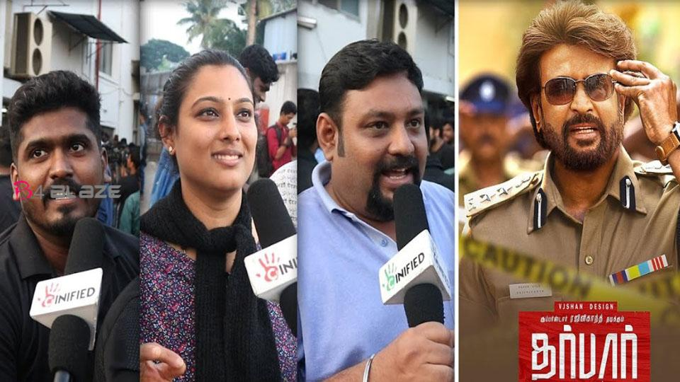 Darbar Public Reactions