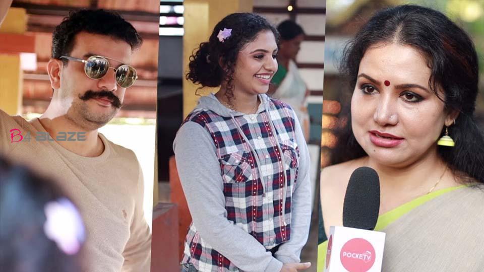 Maradu 357 Movie Pooja function held at Kochi