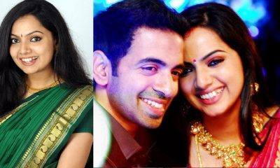 Actress Samvrutha Sunal again become a mother!