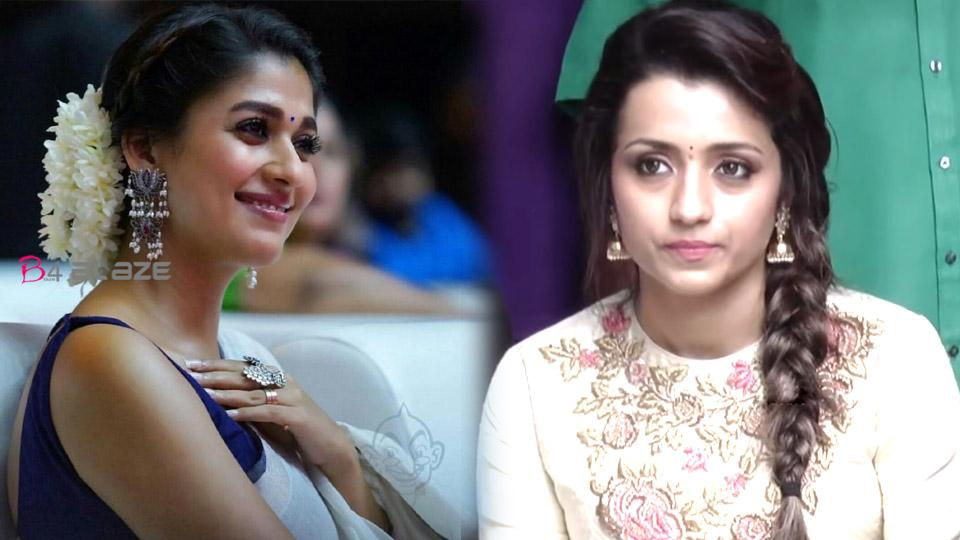 Nayanthara gone Strategically, But Trisha faces controversies because of it