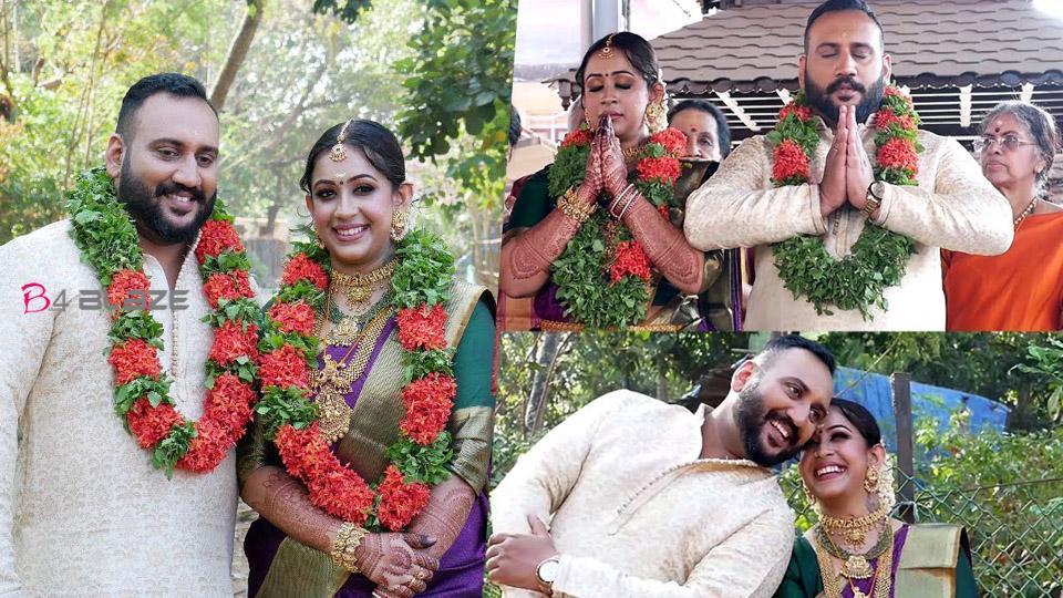 Sowbhagya Venkitesh got married