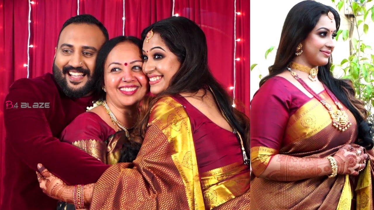 Sowbhagya Venkitesh's Pre-Wedding Function Video