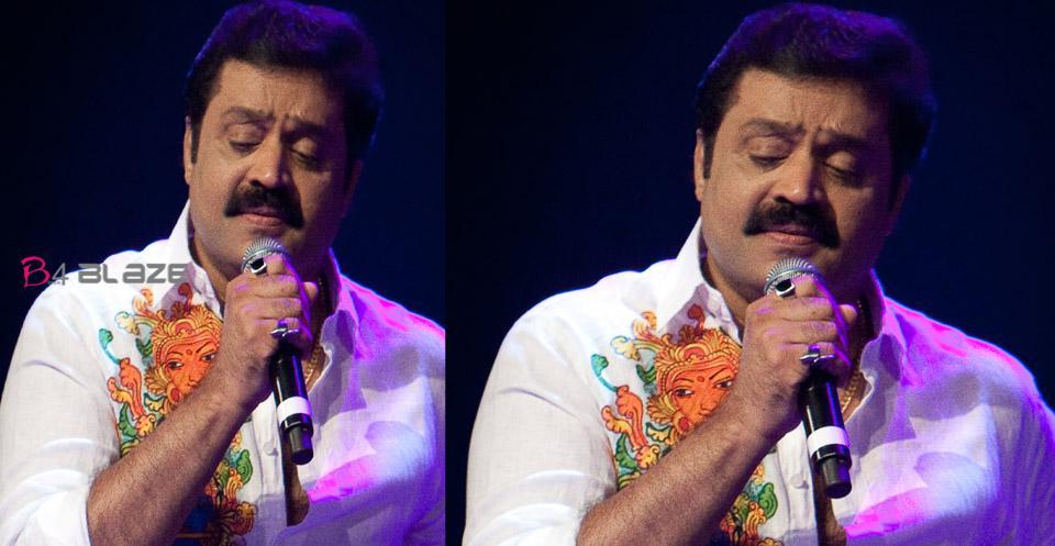 Suresh Gopi Viral Song