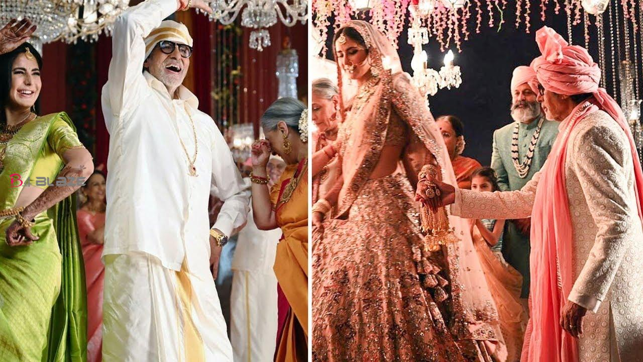 Amitabh Bachchan and Katrina Kaif will pair together for this comedy film!