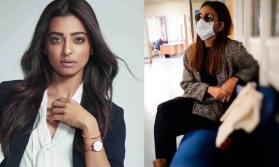 'Hospital visit! Not for COVID - 19'- Radhika Apte