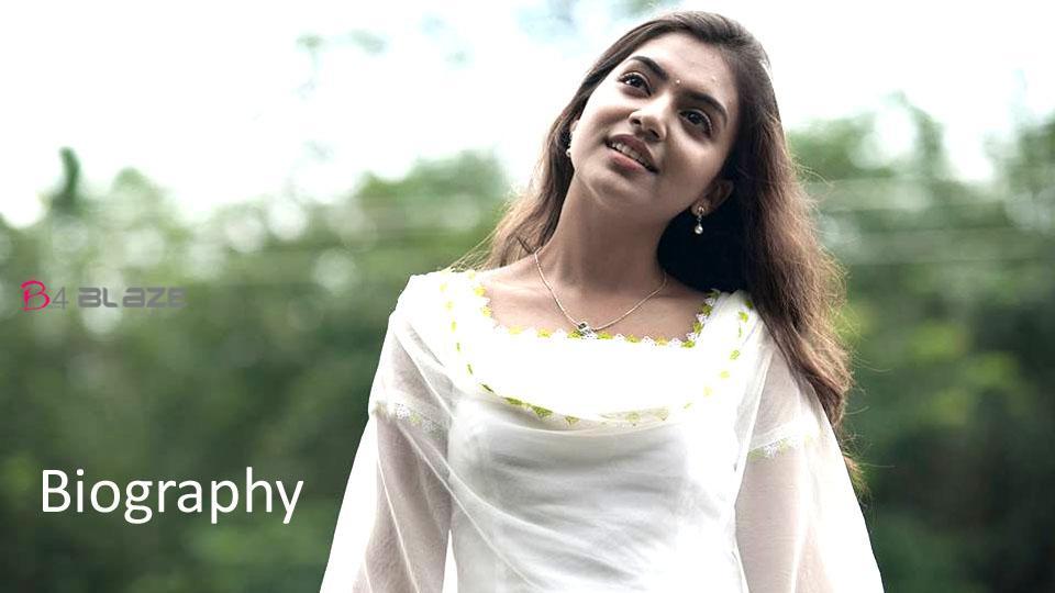 Nazriya Fahadh Biography, Age, Photos and Family