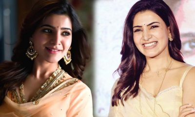 Samantha's bold statements on her heroes