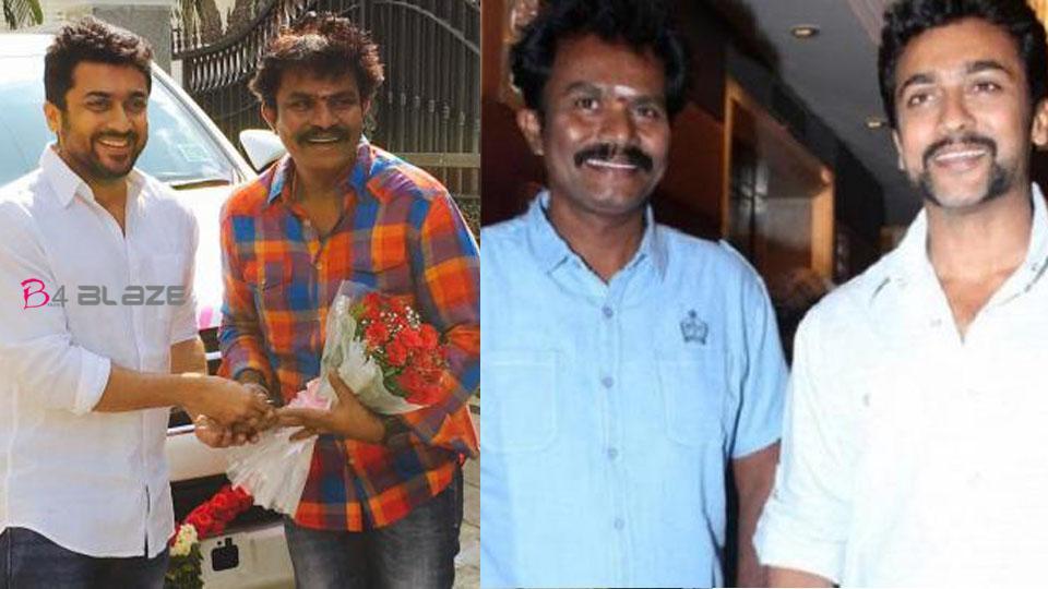 Surya and Hari reunite after Singam series